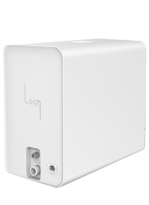 Loch Electronics Capsule Dishwasher Back